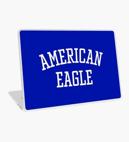 American Eagle (White) Laptop Skin