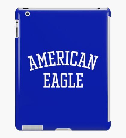 American Eagle (White) iPad Case/Skin