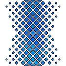 Blue Diamonds by Buckwhite