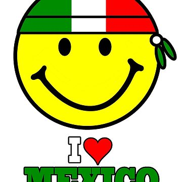 I LOVE MEXICO by mago