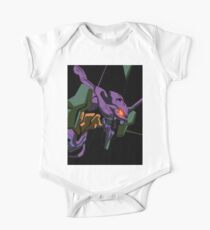 Neon Genesis Evangelion - Evangelion Unit-01 One Piece - Short Sleeve