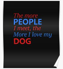 Love Dogs Poster