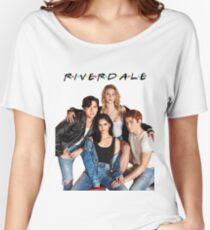 Riverdale / F•R•I•E•N•D•S Women's Relaxed Fit T-Shirt