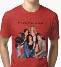 Riverdale / F•R•I•E•N•D•S Tri-blend T-Shirt