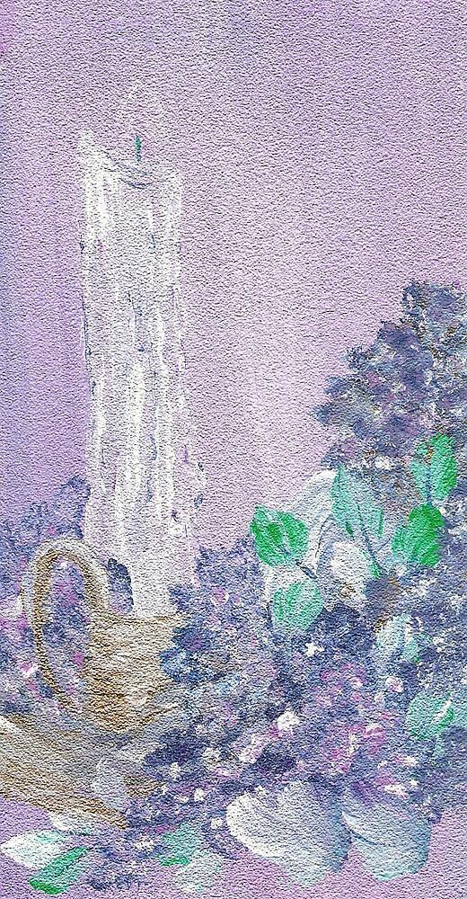 Light in the Garden by Ginger Lovellette