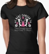 I Beat Cancer Cool T Shirt T-Shirt