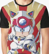 samurai pizza cats Graphic T-Shirt