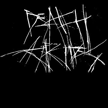 Death Grips - Scratched Logo by edumisilva