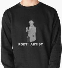 Poet|artist Pullover