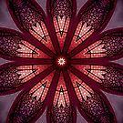 Stained Glass Kaleidoscope by fantasytripp