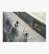 Berlin Wall 1987 Photographic Print