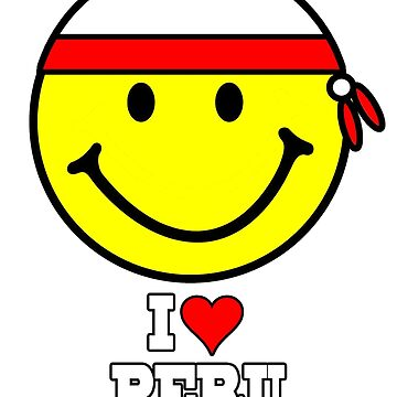 I LOVE PERU by mago