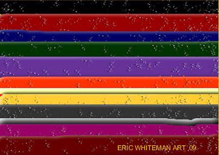 (HOMEWORK) ERIC WHITEMAN ART by eric  whiteman