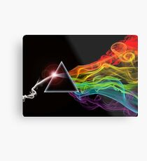 Pink Floyd – The Dark Side Of The Moon Metal Print