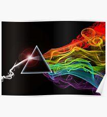Pink Floyd - Die dunkle Seite des Mondes Poster