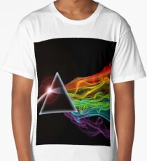 Pink Floyd – The Dark Side Of The Moon Long T-Shirt