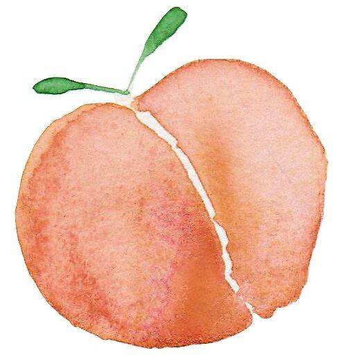 Peachy Keen by emily2rad