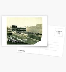 Poteau's Past: History Series Postcards