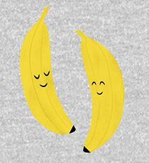 Happy Bananas Kids Pullover Hoodie