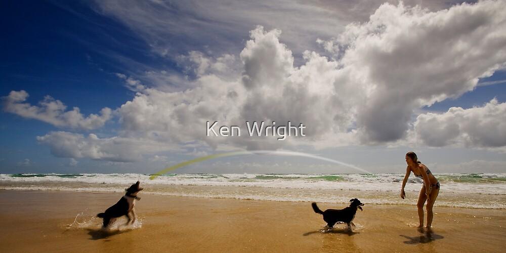 Howzat! by Ken Wright