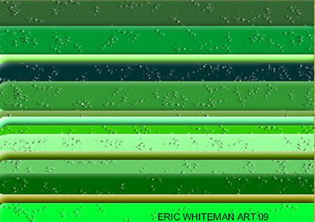 (FOREST  DWELLERS  II) ERIC WHITEMAN ART  by eric  whiteman