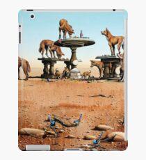 Bush Picnic iPad Case/Skin