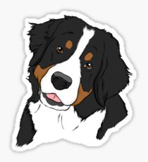 Bernese Mt. Dog  Sticker