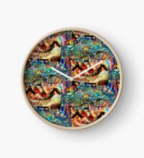 Hheadbandモジュラー Morgan Sticker Clock