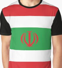 IR Iran ایران Irān Football World Cup 2018 | National Flag • ID-A1 