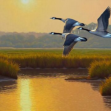 Wild Geese by Skyviper