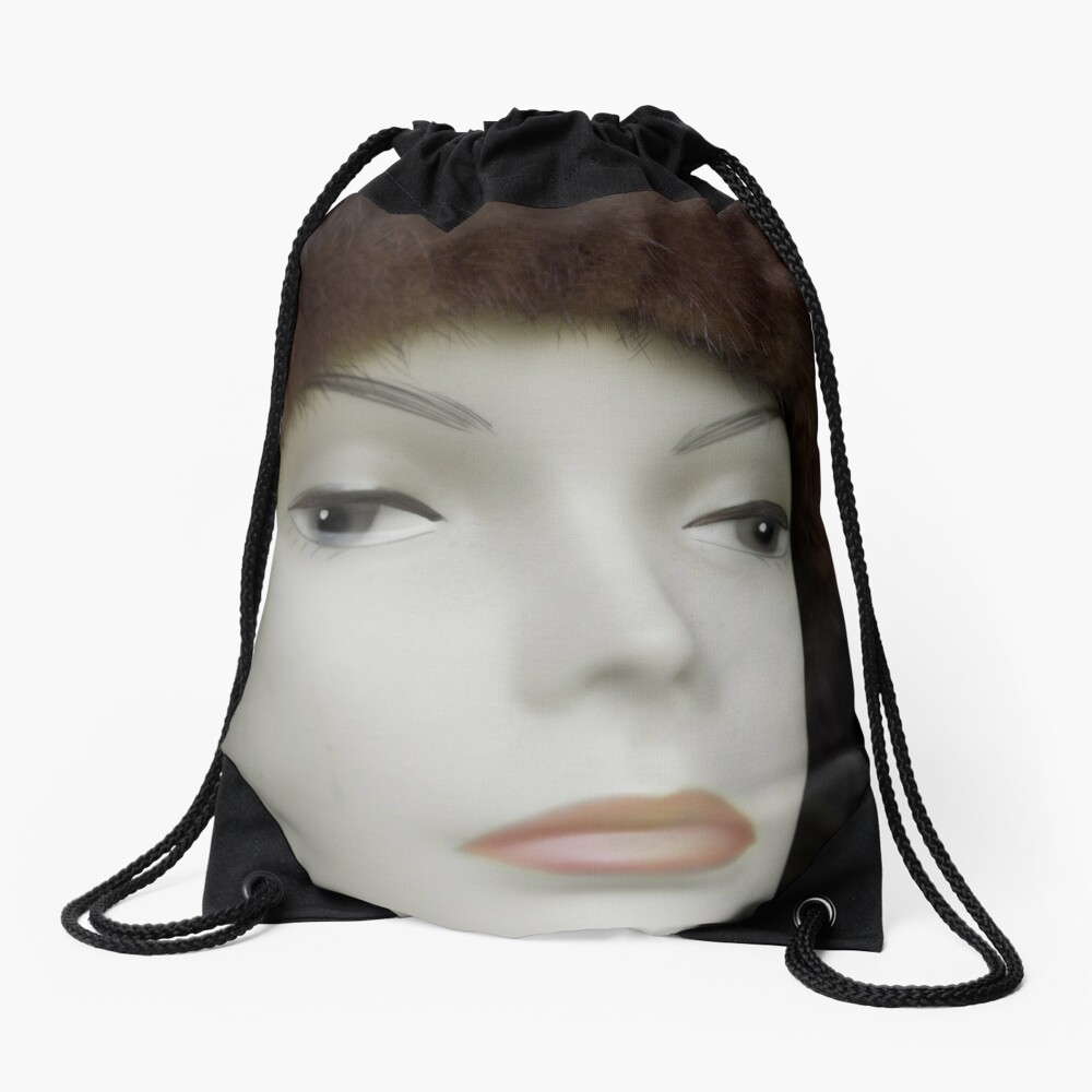 Fashionista Drawstring Bag