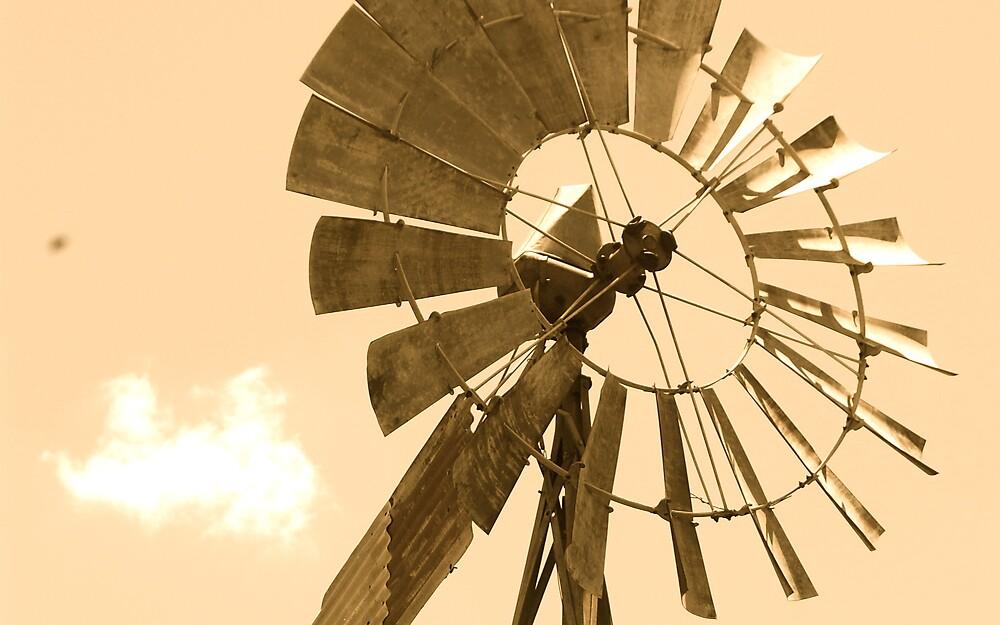 Windmill by lightsanddesign