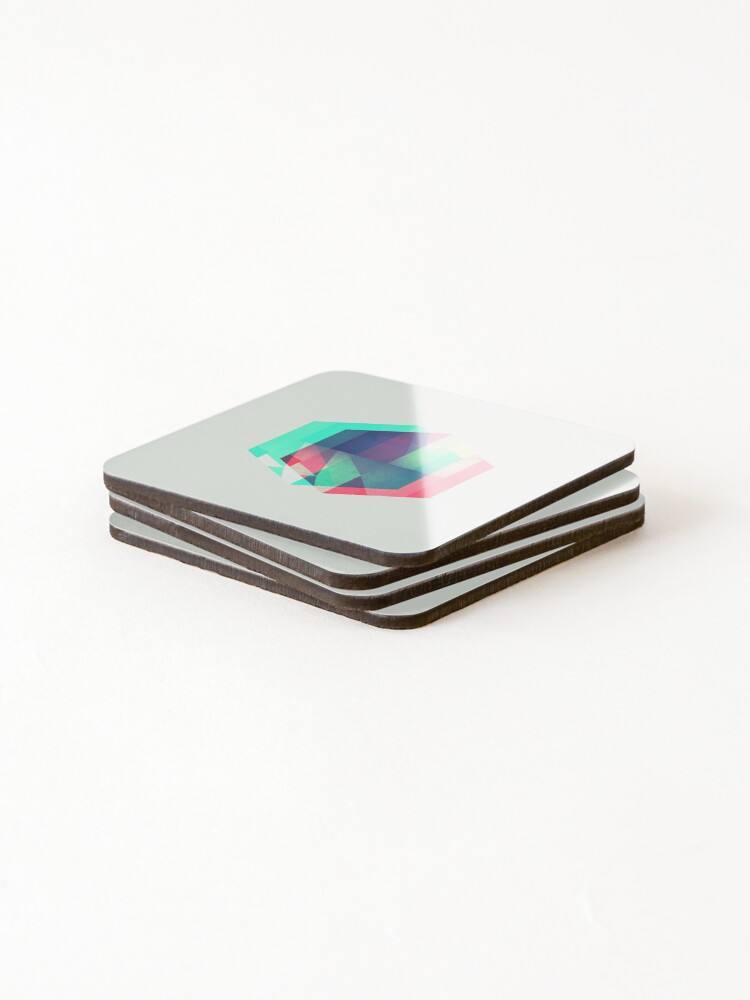 Alternate view of hyx^gyn Coasters (Set of 4)