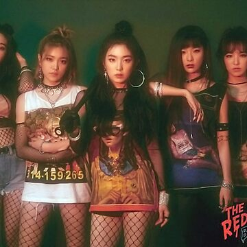 Red Velvet Bad Boy by desrosiers