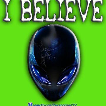 I Believe fb/ParanormalTV Verson by djhypnotixx
