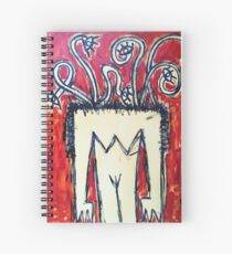 Oči Zítra Spiral Notebook