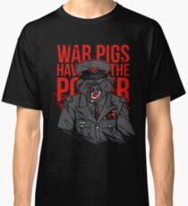 Black Sabbath War Pigs t-shirt Classic T-Shirt