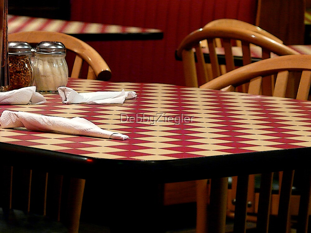 Let's have pizza for lunch. . ..  by DebbyZiegler
