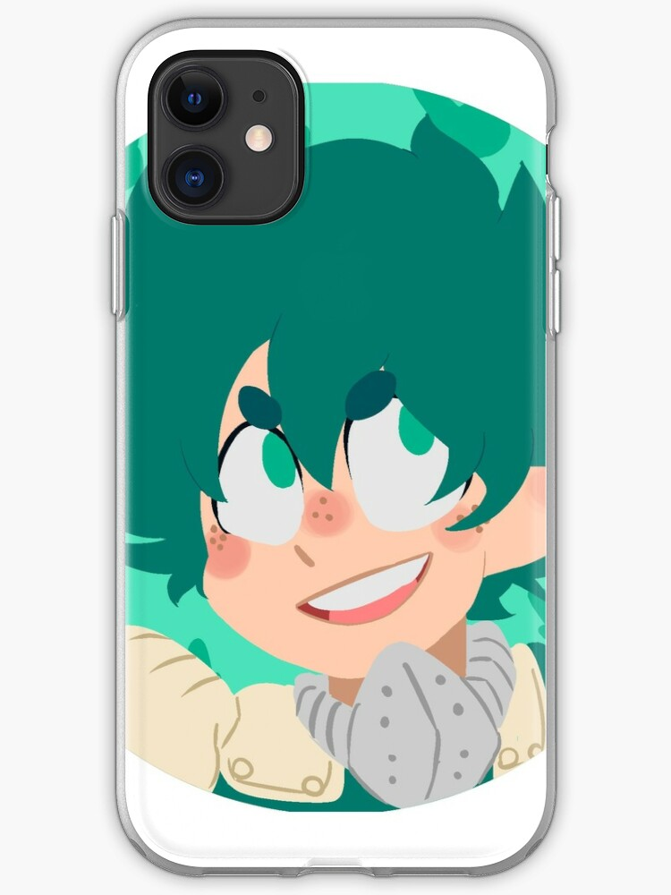 Deku is here! iphone 11 case