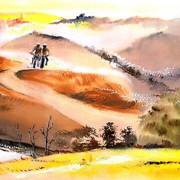 Motocross by arnene
