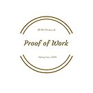 Proof of Work [POW Protocol] by Thinglish Lifestyle