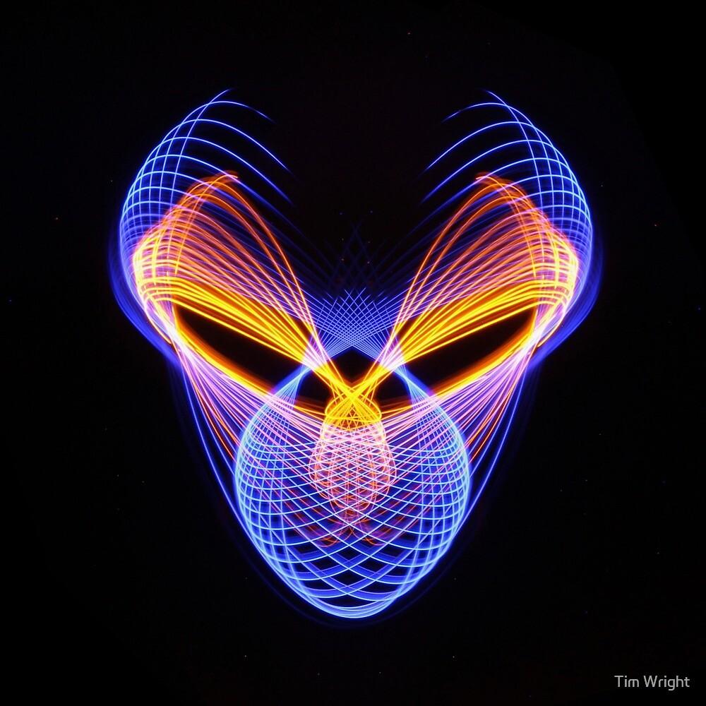 Mask by Tim Wright