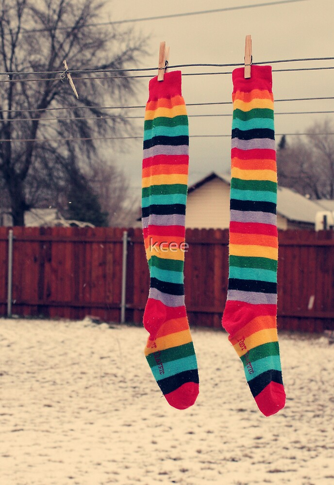 Cold Feet by kcee