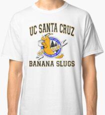 UC SANTA CRUZ BANANA SLUGS from Pulp Fiction Classic T-Shirt