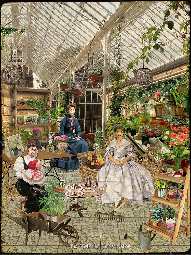 The Victorian Conservatory by PrivateVices