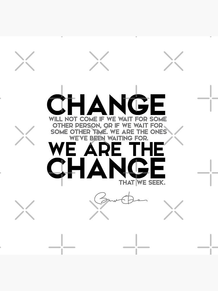 somos el cambio - barack obama de razvandrc