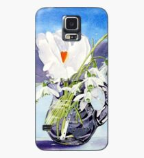 Flowers for Mary Case/Skin for Samsung Galaxy