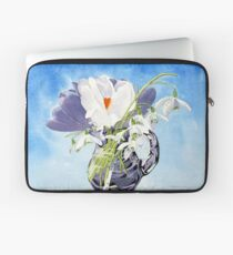 Flowers for Mary Laptop Sleeve