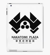 Nakatomi Plaza: Centure City, CA iPad Case/Skin