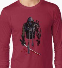 Cyborg Ninja Camiseta de manga larga